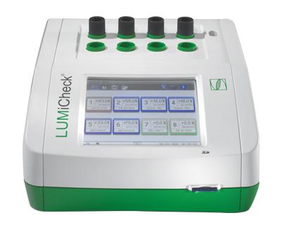 LUM稳定性,分散性分析仪