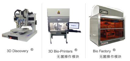三维生物组织打印机系列